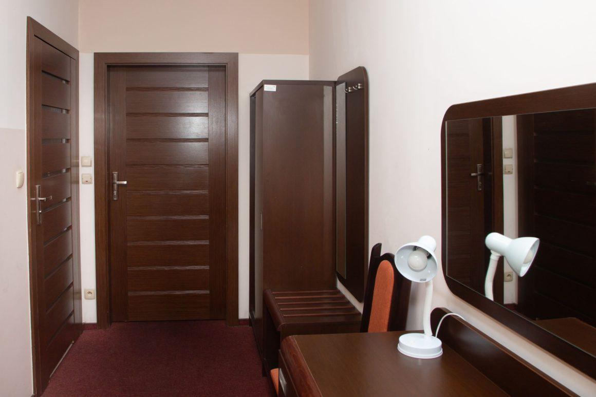 pokój hotelu