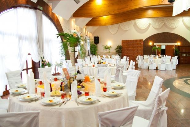 Sala Balowa w Hotelu Pinocy