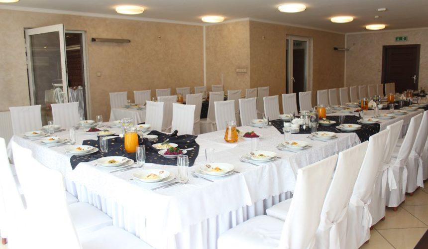 Sala Konferencyjna w Hotelu Pinocy