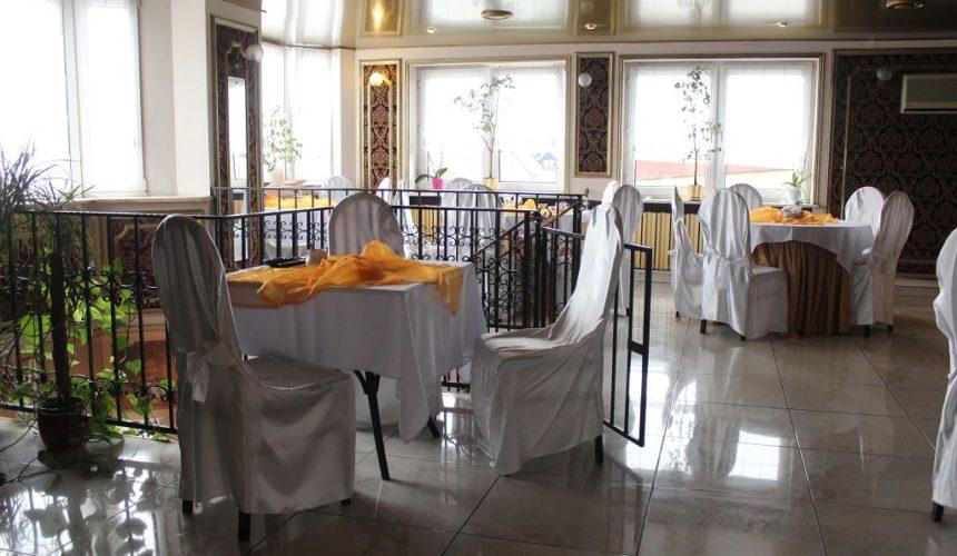 Sala Barisol w Hotelu Pinocy